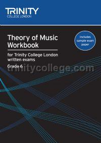 Trinity Theory Grade 6 Workbook