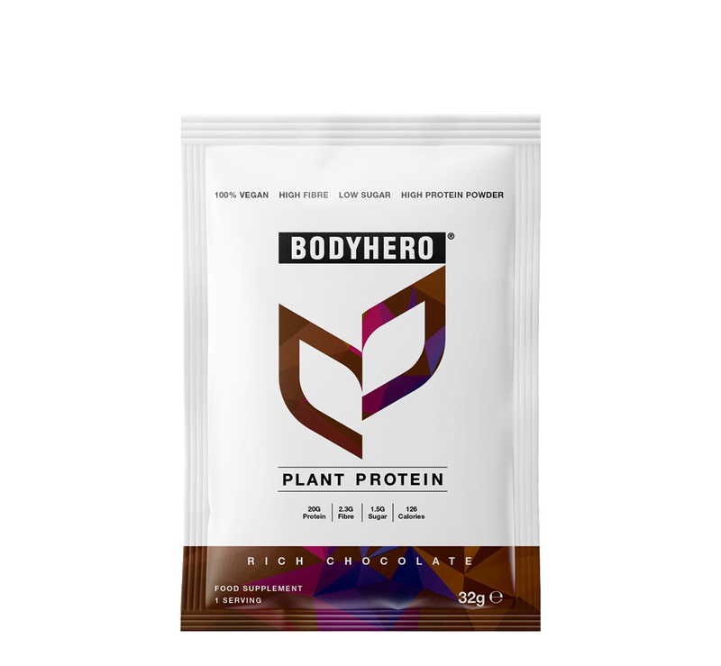 BODYHERO POWDER 10 X 32G