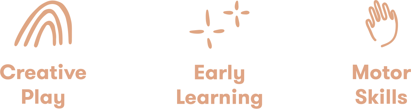 Creative Play, Early Learning and Motor Skills