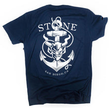 Load image into Gallery viewer, Stone Anchor Tee / アンカー Tシャツ
