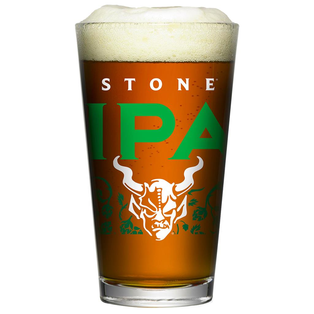 Stone IPA Pint Glass / IPA パイントグラス