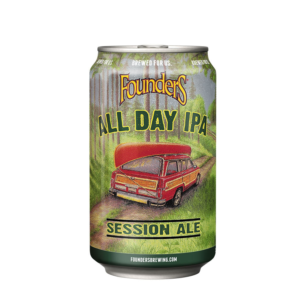 Founders All Day IPA (12oz) / オールデイ アイピーエー (355ml)