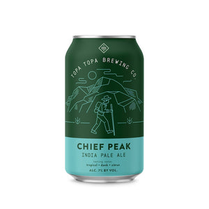 Topa Topa Chief Peak IPA / チーフ ピーク IPA
