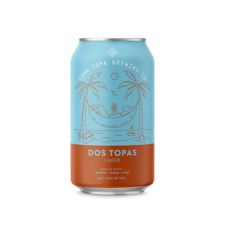 Topa Topa Dos Topas Lager / ドス トパス ラガー