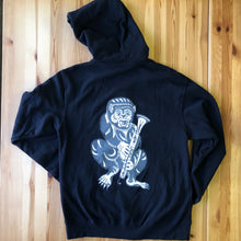 Load image into Gallery viewer, The Veil Gorilla Zip Up Hoodie / ゴリラ ジップアップ フーディー