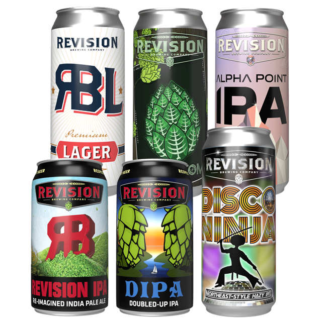 Revision 6 Pack / リヴィジョン 6本パック