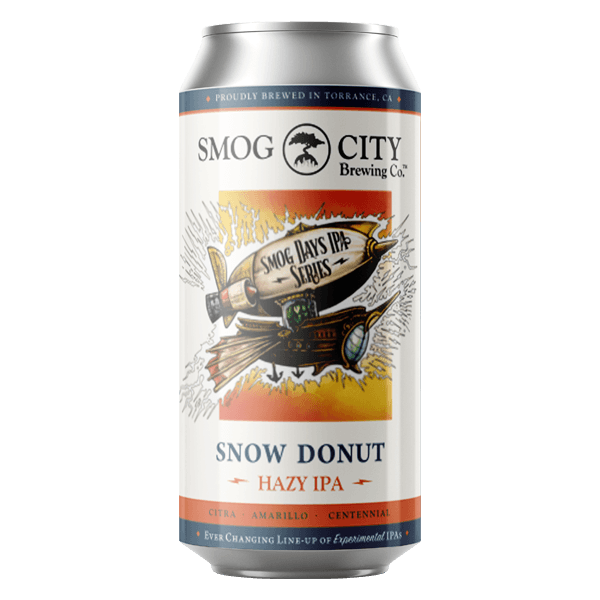 Smog City Snow Donut / スノー ドーナッツ