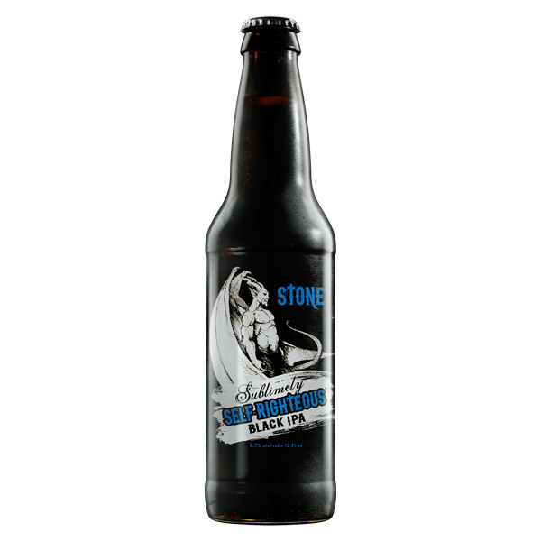 Stone Sublimely Self-Righteous Black IPA / サブライムリー セルフライティアス ブラックIPA