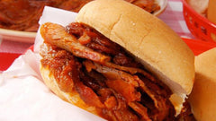 Barbecue Beef  Sandwich, it's Easy *And* Delicious!