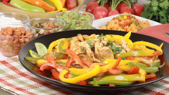 Halal Chicken Fajita Recipe