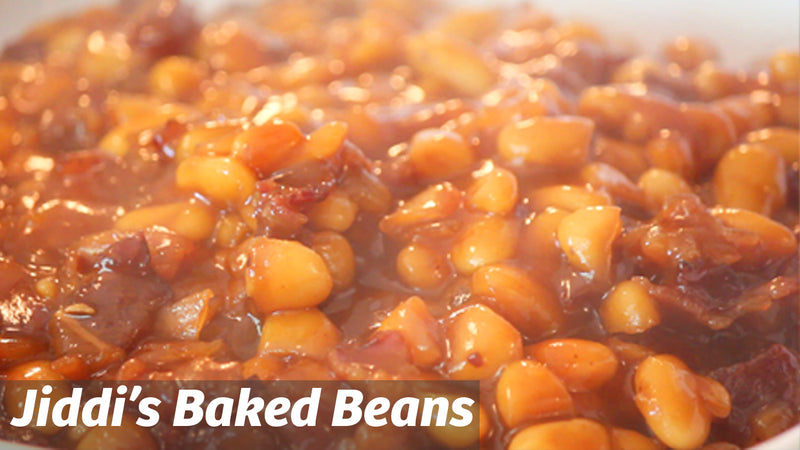 Cooking with Cass: July 4th Jiddi's Baked Beans