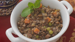 Love Lentils? Then You'll Love This Mujadara!