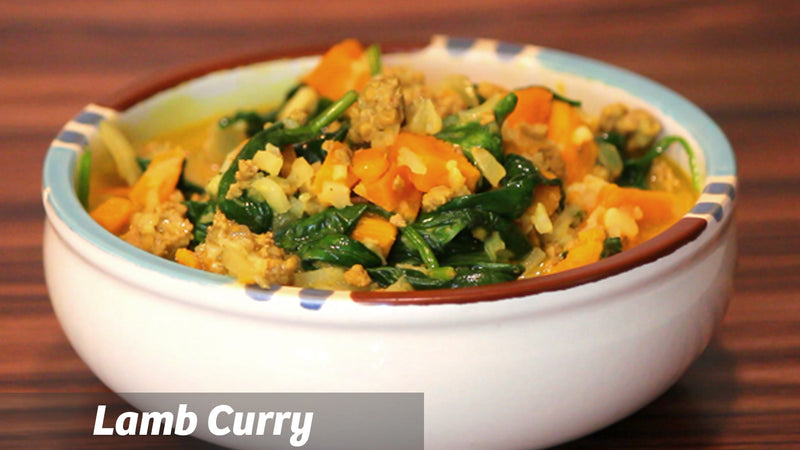 Cooking with Cass: Lamb Curry