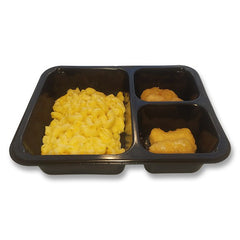 Halal Macaroni and Cheese with Chicken Nuggets
