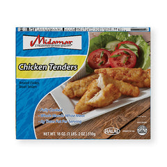 Halal Fully Cooked Chicken Tenders