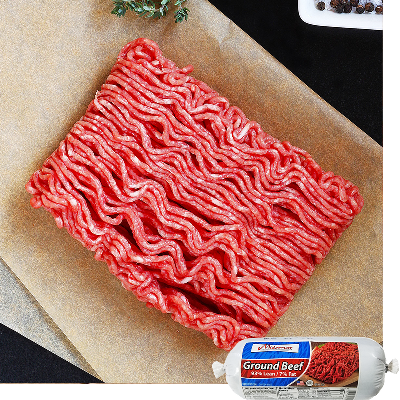 Halalthy™  93% Lean Ground Beef