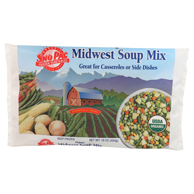 Sno Pac Organic Midwest Soup Mix