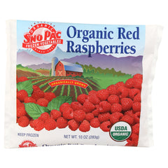 Sno Pac Organic Red Raspberries