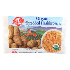 Sno Pac Organic Shredded Hashbrowns