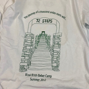 72 Steps - Summer 2012 T-Shirt