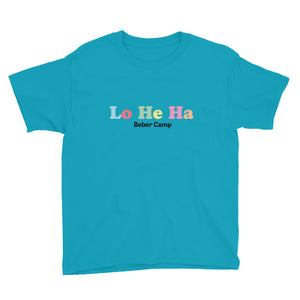 Lo He Ha Unisex Youth Short Sleeve T-Shirt