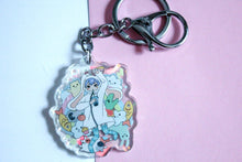 Load image into Gallery viewer, Harajuku Girls - Keychains/Porte-clés