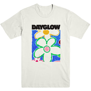 Flowers Natural T-Shirt