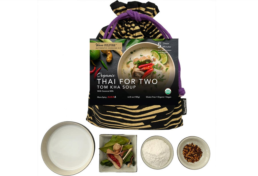 Thai for Two - Organic Tom Kha Soup