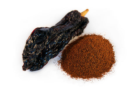 Ancho Chillies - Ground