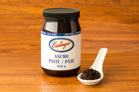 Ancho Pepper Paste