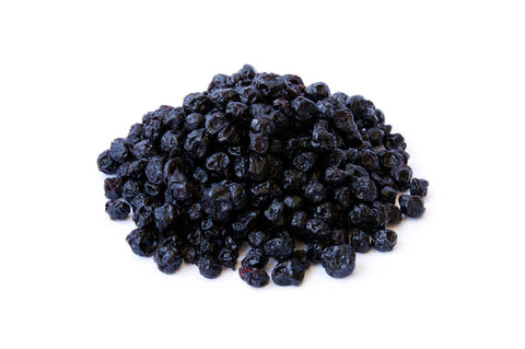 Blueberries - Wild Dried - Infused