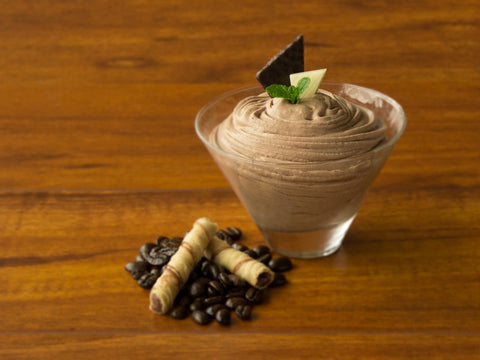 Caffe Latte Mousse