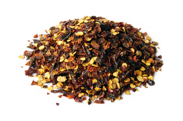 Ancho Pepper - Fire Roasted Flakes