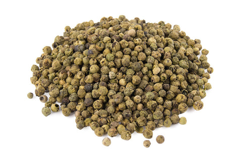 Peppercorn, Green, Whole - Air Dried