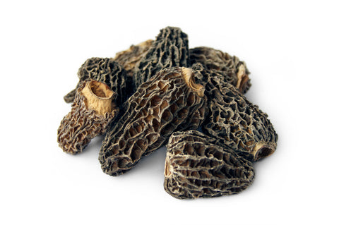 Morels - Whole - Dehydrated