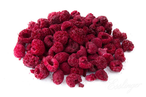 Raspberries Whole - Freeze Dried