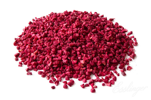 Raspberry Granules - Freeze Dried
