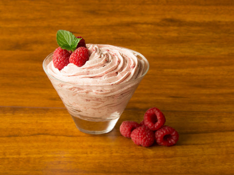 Raspberry Mousse Mix