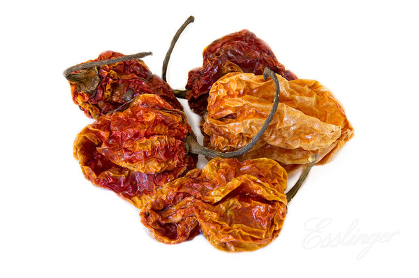 Scotch Bonnet Hot Peppers- Whole