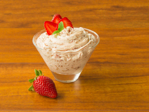 Strawberry Mousse Mix