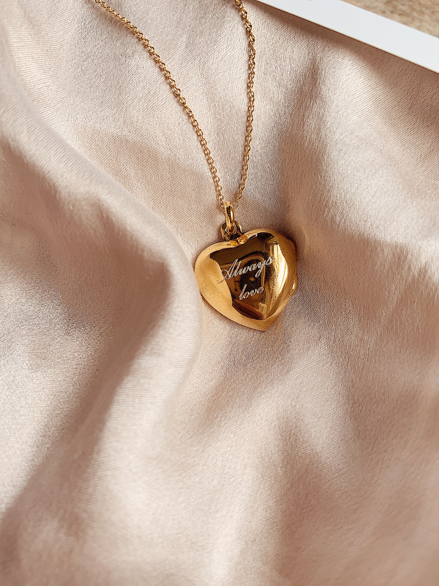 locket ~always love /heart