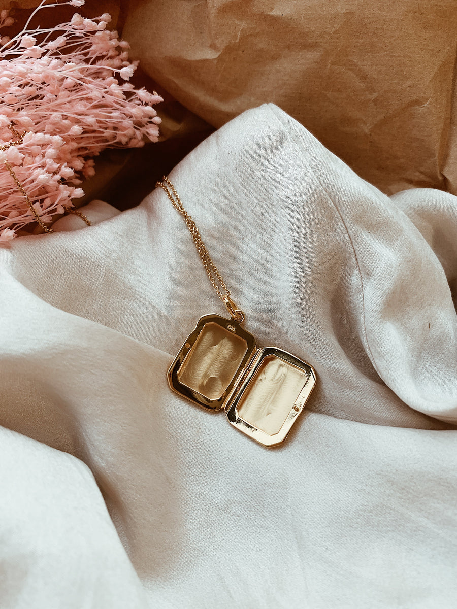 Locket ~ You Are So Loved / Rectangular