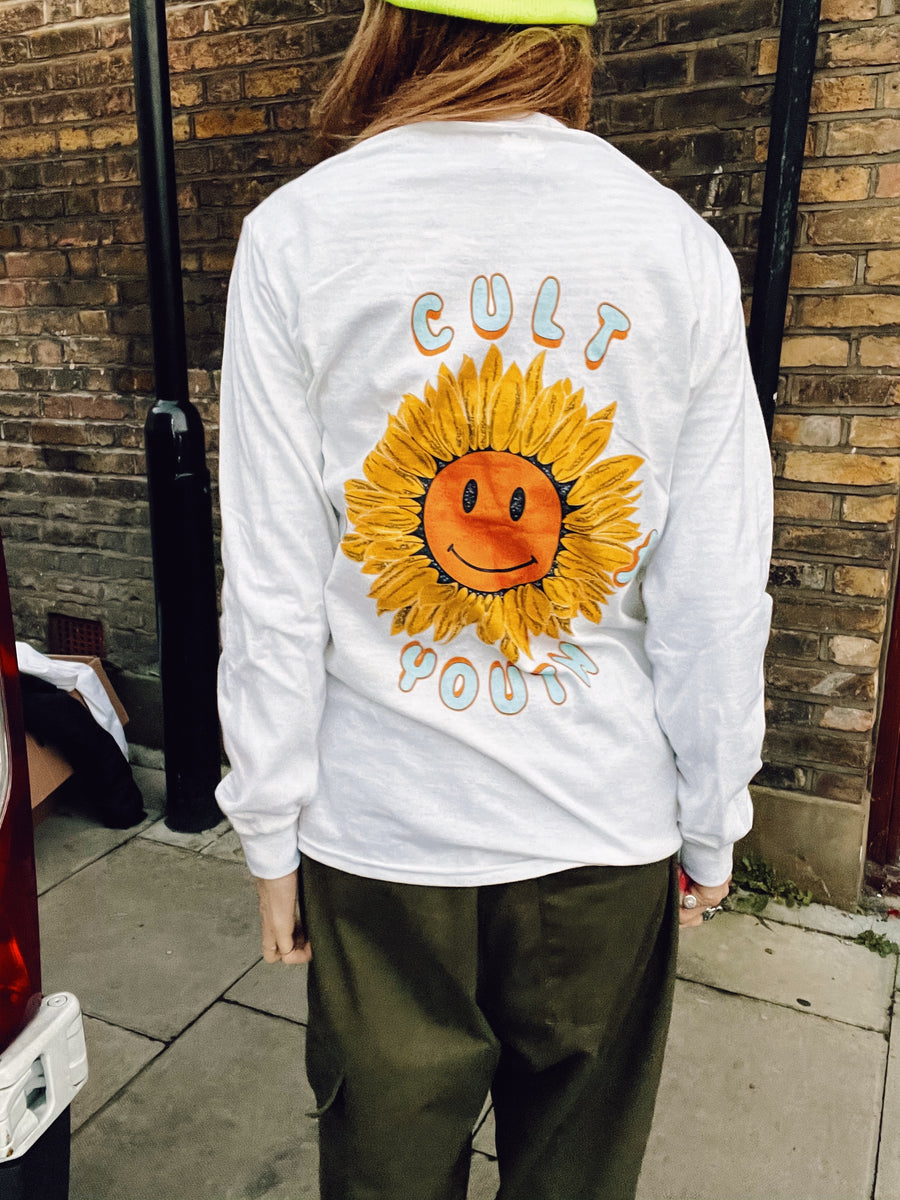 Cult Long Sleeve T-shirt / Smiley