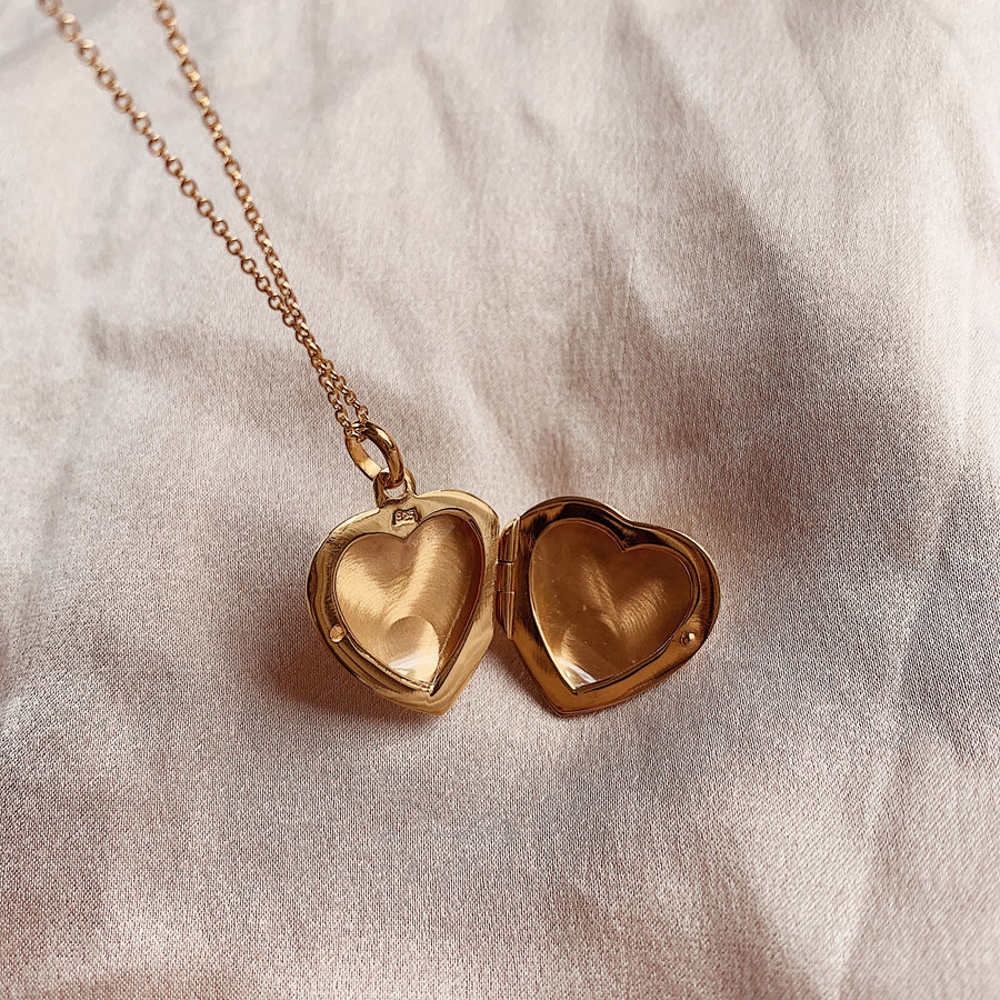 Locket ~ Heart / Always Love