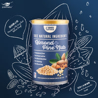 ALMOND & PINE NUT POWDER 松子杏仁 450G