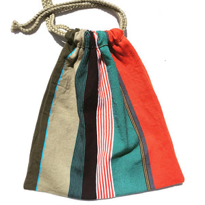 Chiapas Drawstring Clutch