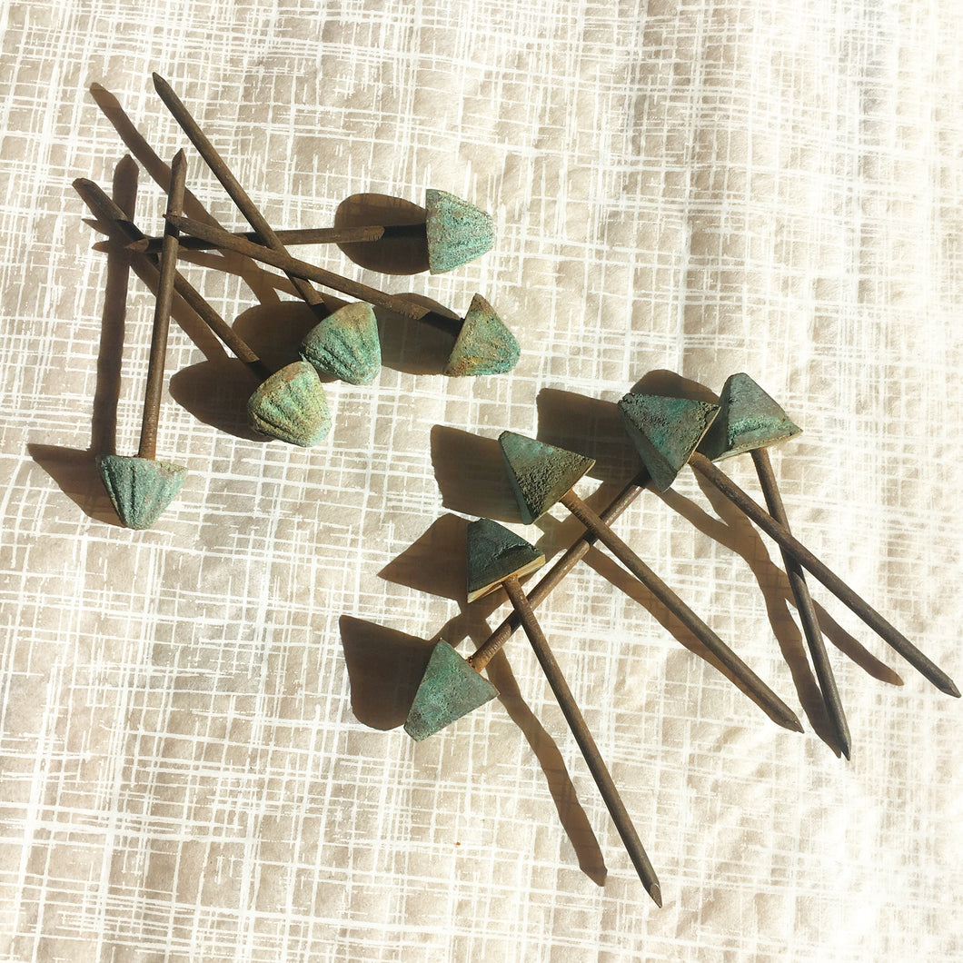Hand Forged decorative Nails