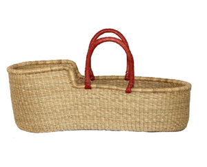 FAIR TRADE MOSES BASKET