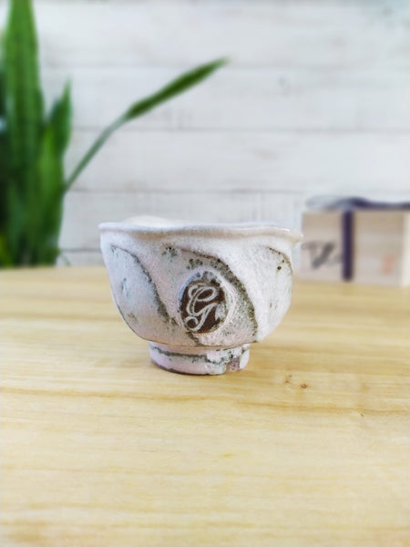 chawan shino rose