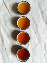 Load image into Gallery viewer, set of 4 - pu-erh brew